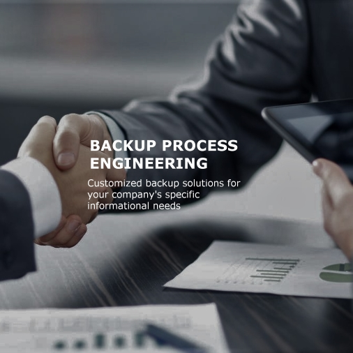 Backup Process Engineering
