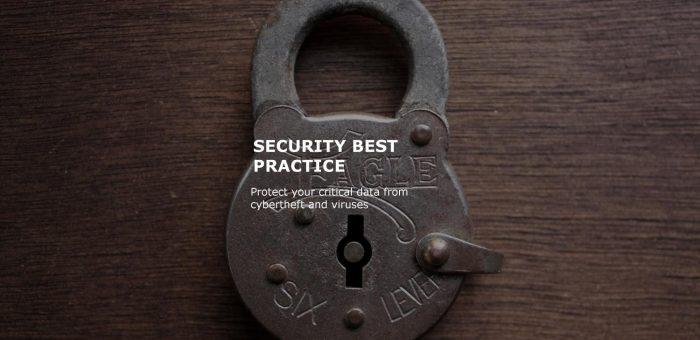 Security Best Practice